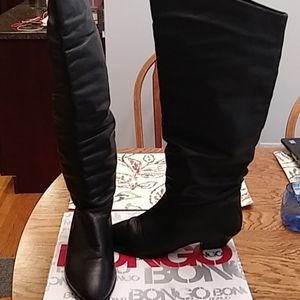 Black Boots size 7.5